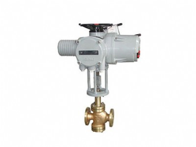 ZAZN Special Electric Regulating Valve for Oxygen