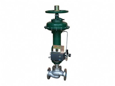 KLP series pneumatic quick-loading single seat control valve